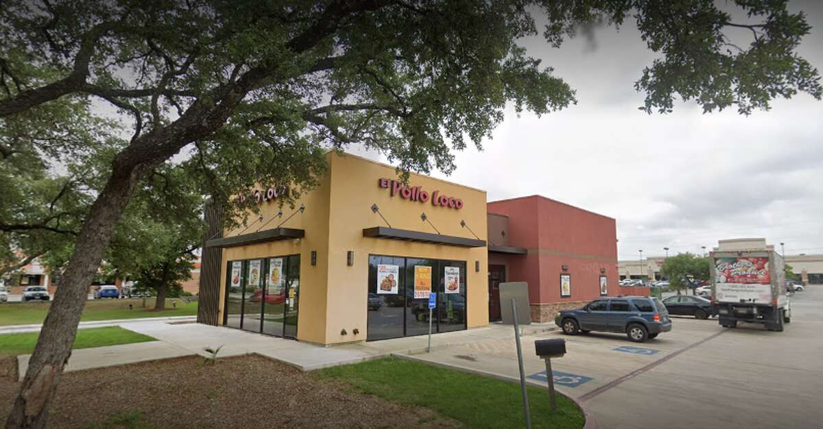July 25: Pollo Loco - 11820 Bandera