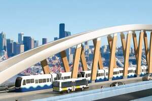 Is a wooden bridge in the future for West Seattle?One local architecture group is proposing the idea as a cheaper, more efficient alternative to traditional materials.