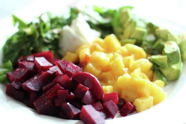 Sassy Beet Salad
