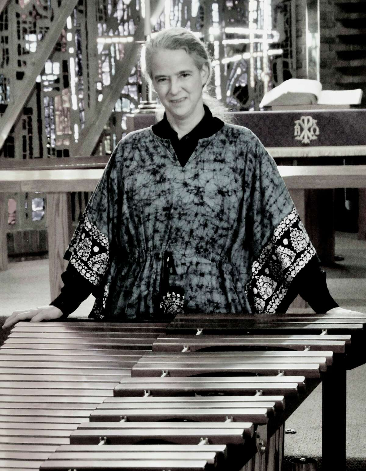 Joy Smith will presentrecital of music for meditation and healingat 7 p.m. on Aug. 5 and 6 at at Guardian Angels Church, hosted by the Guardian Angels Historic Preservation Project. (Courtesy photo)