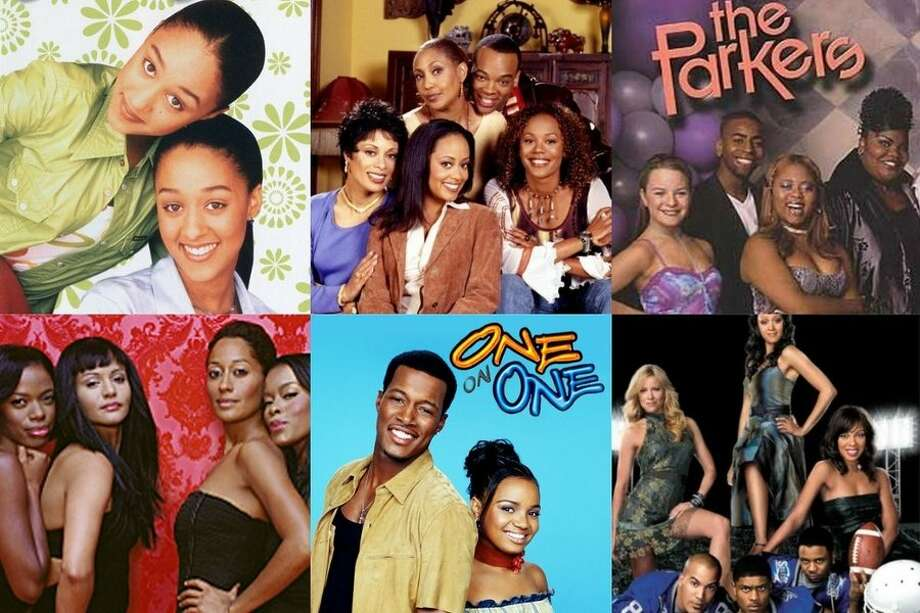 Netflix Acquires Rights To 7 Iconic Black Sitcoms, Including 'Moesha,' 'The Parkers' And 'Girlfriends' Photo: Via Shadow & Act/Warner Bros. Television / CBS Television Distribution