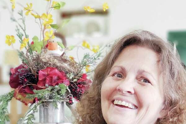 Sheila Lavender, owner of Lavender Florals. (Courtesy photo)
