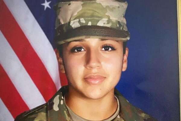 Missing Fort Hood soldier Vanessa Guillen (Texas Dept. of Public Safety)