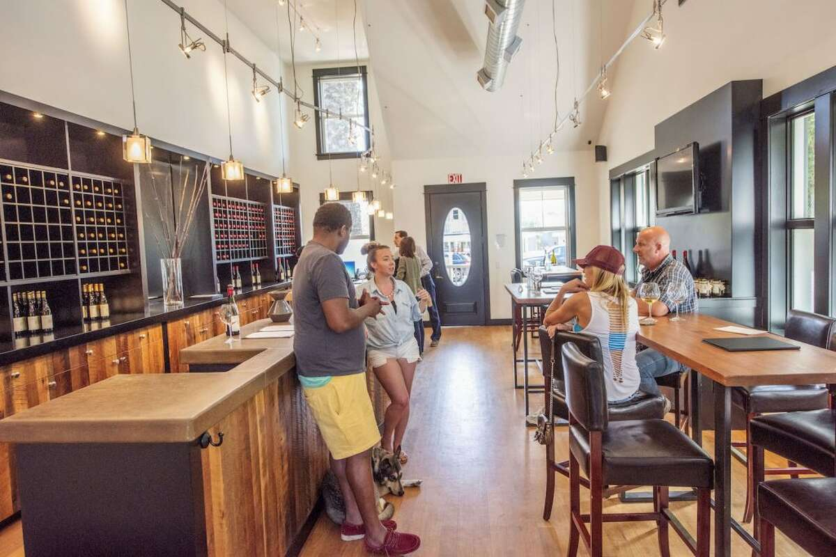 Brewer-Clifton's tasting room is a must-visit stop in Los Olivos.