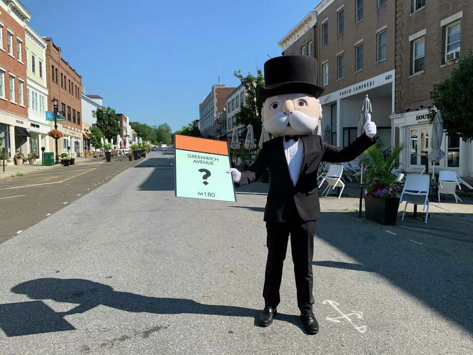 Monopoly is coming to Greenwich. Photo: Contributed Photo