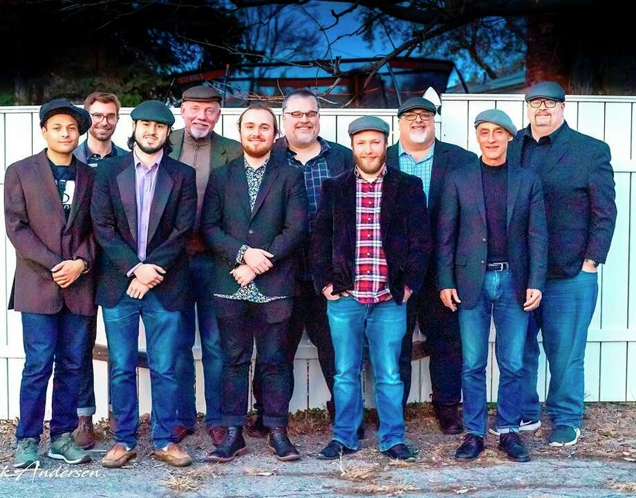 Planet D. Nonet, will perform pop, jazz and show tunes Saturday, Aug.1, at the Wenger Pavilion in Baldwin, as part of the summertime concert series 2020. (Submitted photo)