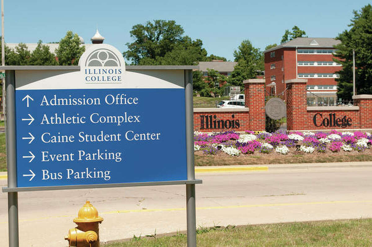 FILE - Illinois College recently announced a full online degree in healthcare management.