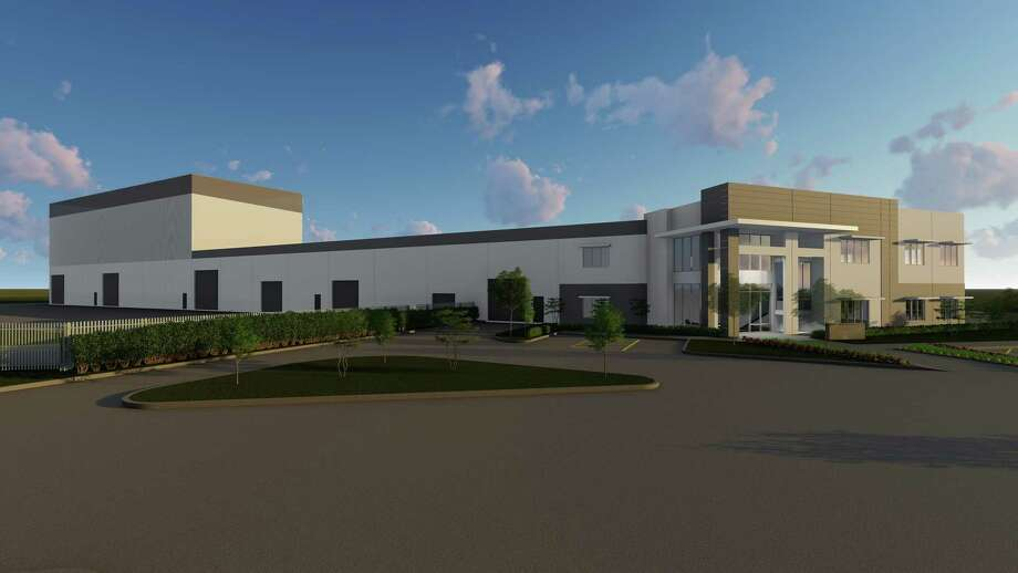 A rendering shows the new headquarters for JDR Cable Systems in Tomball. The company broke ground in July 2020. Photo: Provided By Kaplan Public Relations / Submitted
