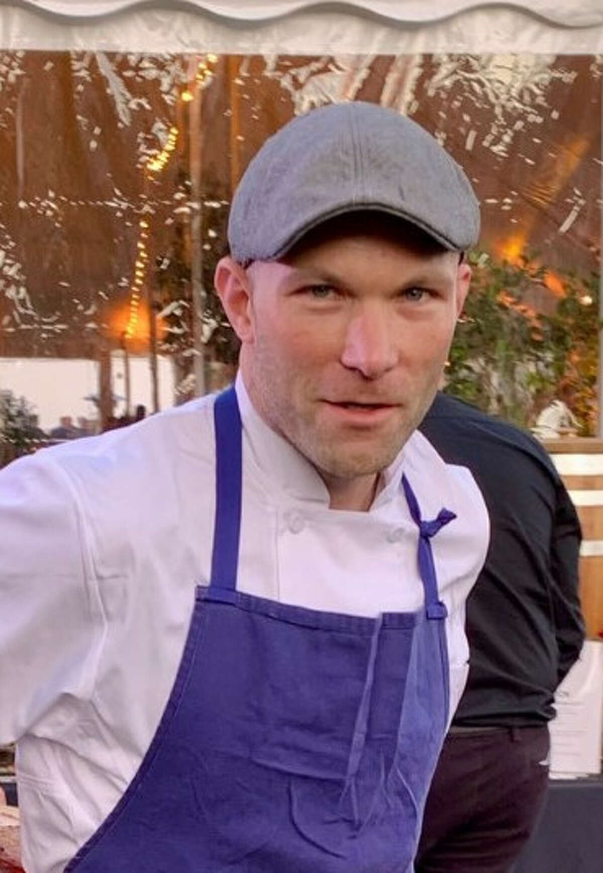 Chef Michael Blake. (Photo courtesy John Sconzo.)