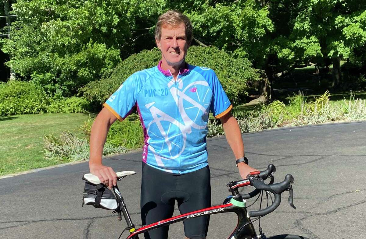 Tom Schneider competed for the seventh time in the Pan-Mass Challenge to raise money for the Dana-Farber Cancer Institute.