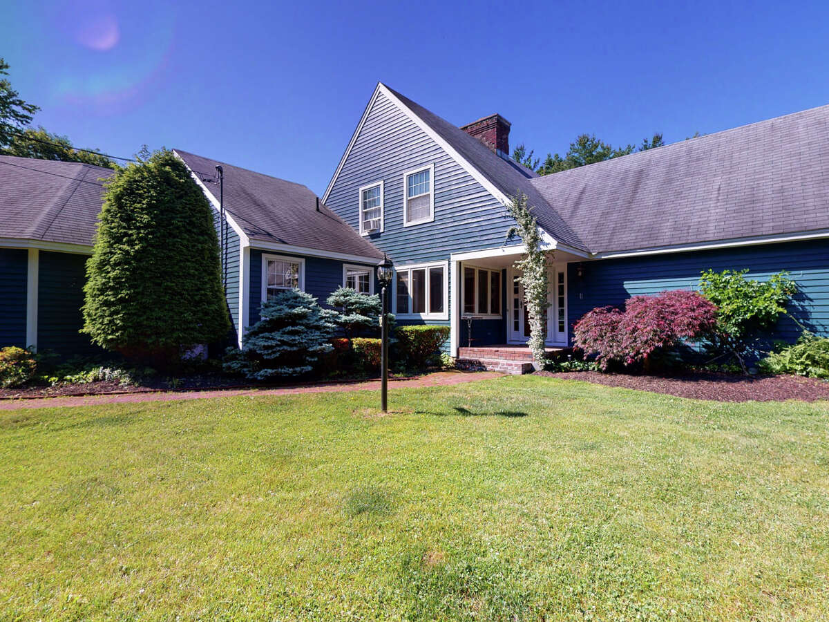 The house at 2123 Indian Fields Road, Feura Bush (New Scotland) is on 36 acres and has 2,394 square feet of living space, three bedrooms and two and a half bathrooms. Contact listing agent Alex Monticello at 518-227-0718. https://realestate.timesunion.com/listings/2123-Indian-Fields-Rd-New-Scotland-NY-12067-MLS-202020373/41099151