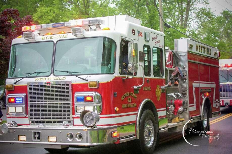 Westfield Fire Department in Middletown Photo: File Photo / Sandy Aldieri