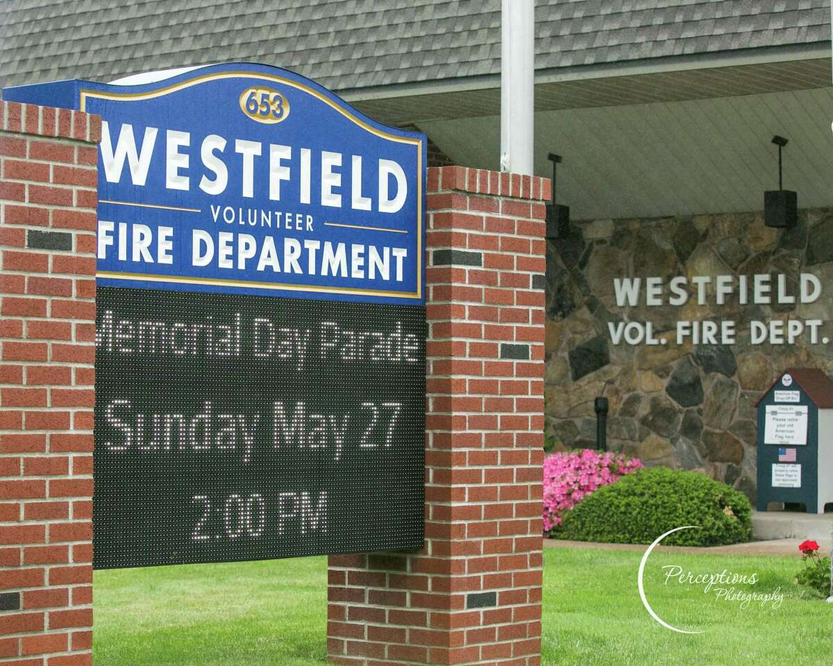 The Westfield Volunteer Fire Department is located at 653 East St., Middletown.