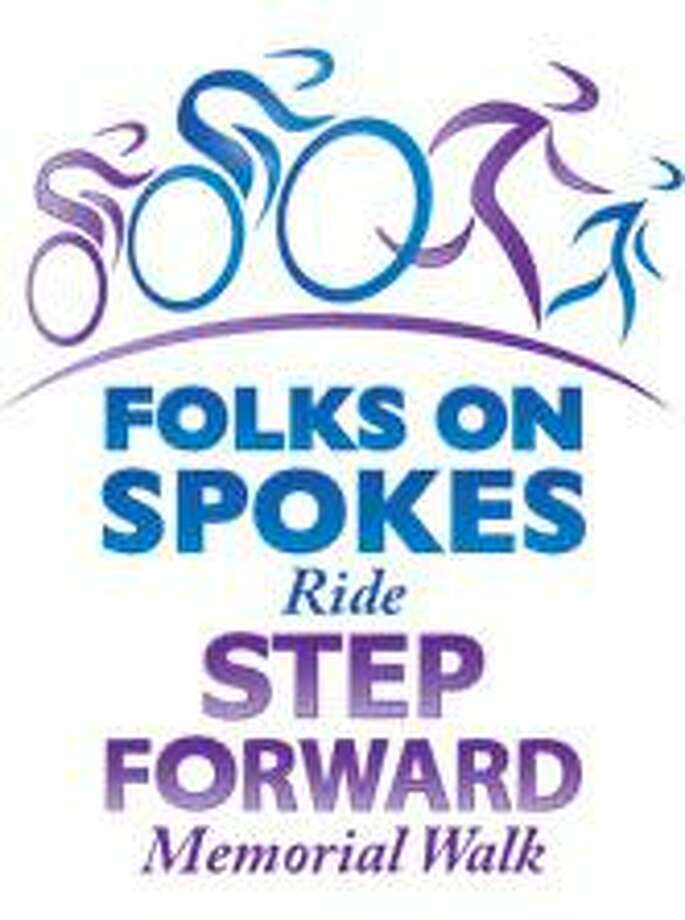 This year's annual Folks on Spokes Ride/Step Forward Memorial Walk fundraiser for Bridges Healthcare will be held virtually. Participants can ride or walk solo or as part of a team (while physically distancing) anytime between Sept. 13-20. Photo: Contributed Photo
