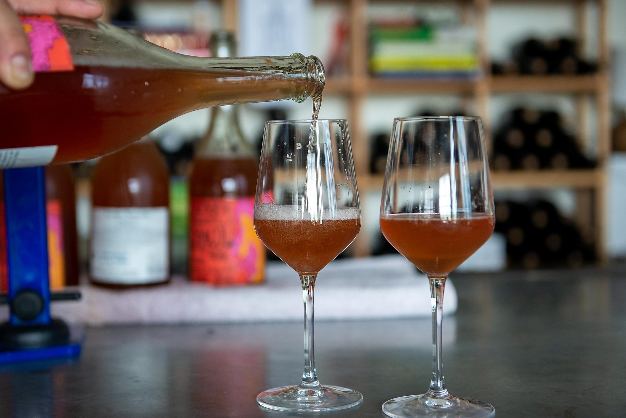 Natural wine's (inevitable, problematic) entry into the 'wellness' industry is here
