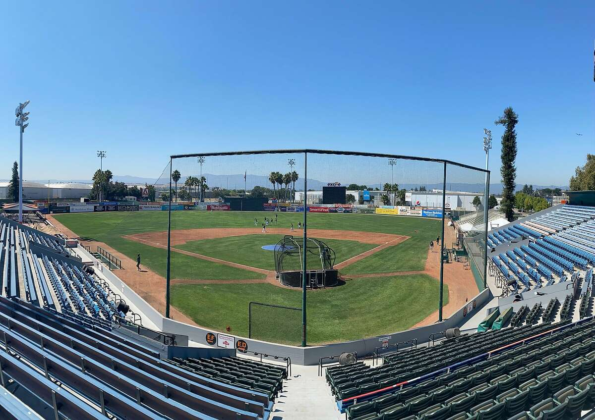 Under baseball's minor league realignment, the Giants will maintain their affiliation with San Jose, but that team - along with the A's team in Stockton - will drop from high Class A to low-A.