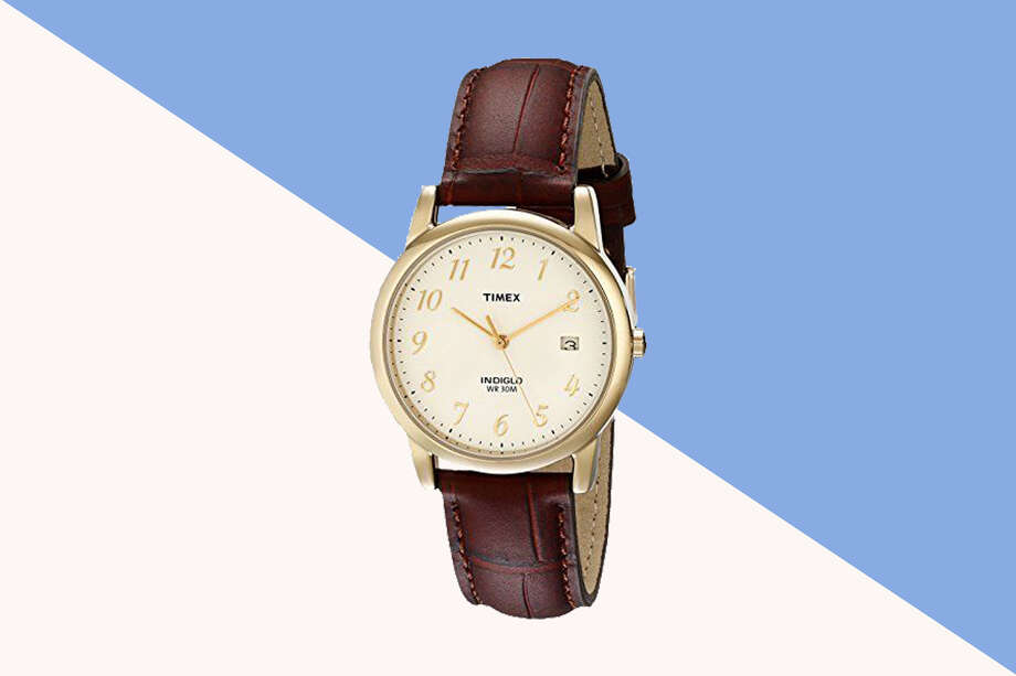 This Timex watch is a crazy-low $7 right now. Photo: Amazon/Hearst Newspapers