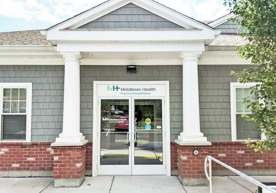 Middlesex Health recently opened its new Physical Rehabilitation Department office at 13 High St. in Portland. Photo: Contributed Photo