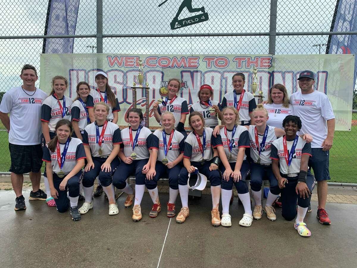 The Texas 12 Gauge 14U softball team from Willis was the only Texas squad to qualify for the USSSA Nationals, held last week in Gulf Shores, Ala. The team finished third out of 17 teams and held off elimination until a loss to the team that ultimately won the championship.
