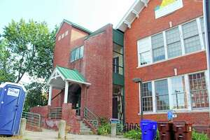 The former Green Street Teaching and Learning Center, at 51 Green St., Middletown. The facility will soon house the Youth Services Bureau and the Board of Education's Middletown Transition Center.