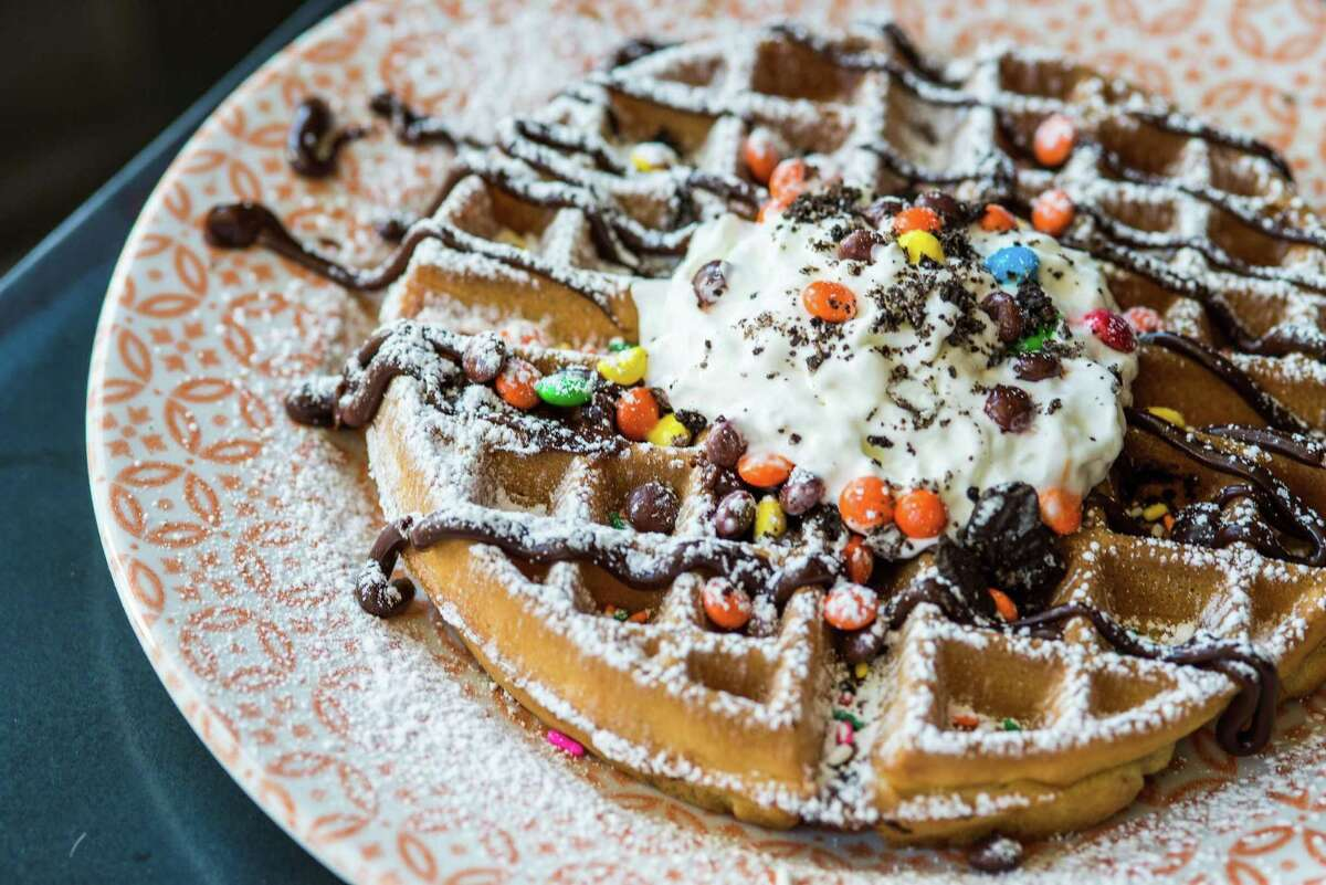 A tasty and colorful brunch is available as part of Summer Sundays.