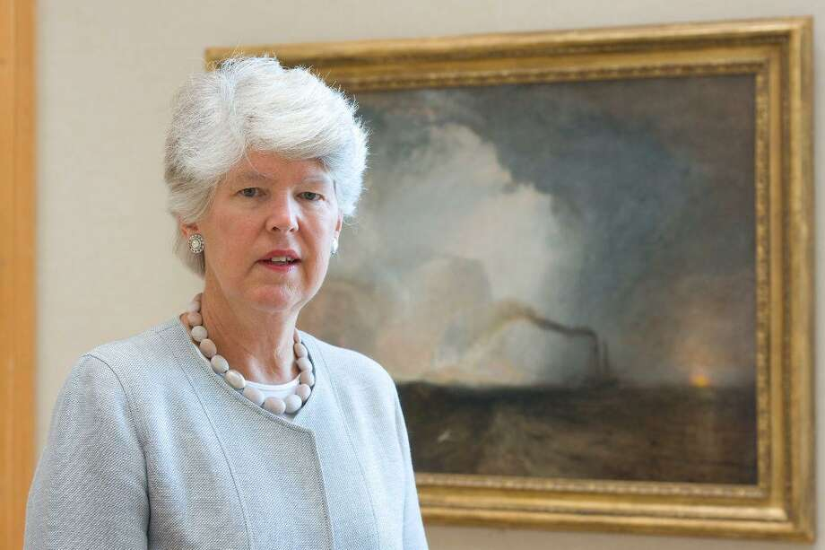 Constance Clement is retiring from the Yale Center for British Art. Photo: Yale University / Contributed Photo