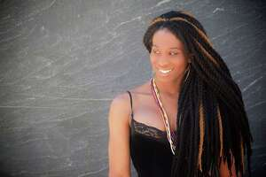 "Lady Dane Figueroa Edidi, who is co-producing the Long Wharf ""Black Trans Women"" event."