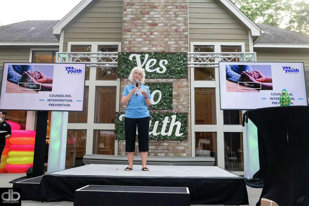Dannette Suding, CEO of YES to YOUTH - Montgomery County Youth Services, talks about the vital services and resources the non-profit agency provides to young people throughout the county and the critical need for donations.