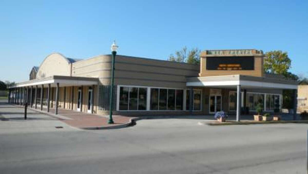 The Owen Theatre in downtown Conroe, home of The Players Theatre Company.