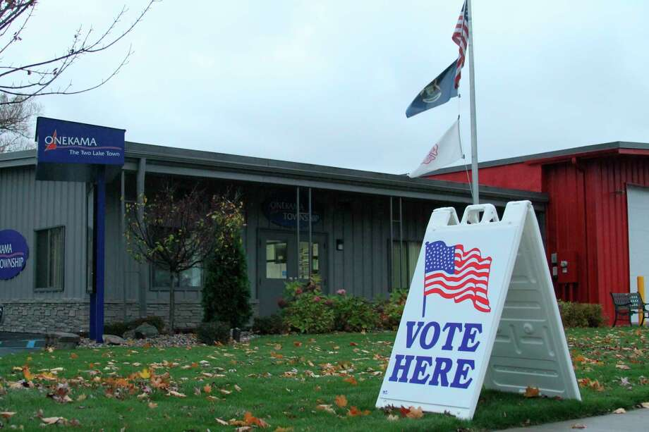 All of Manistee County's precincts will be open on Tuesday for the primary election. (File photo)