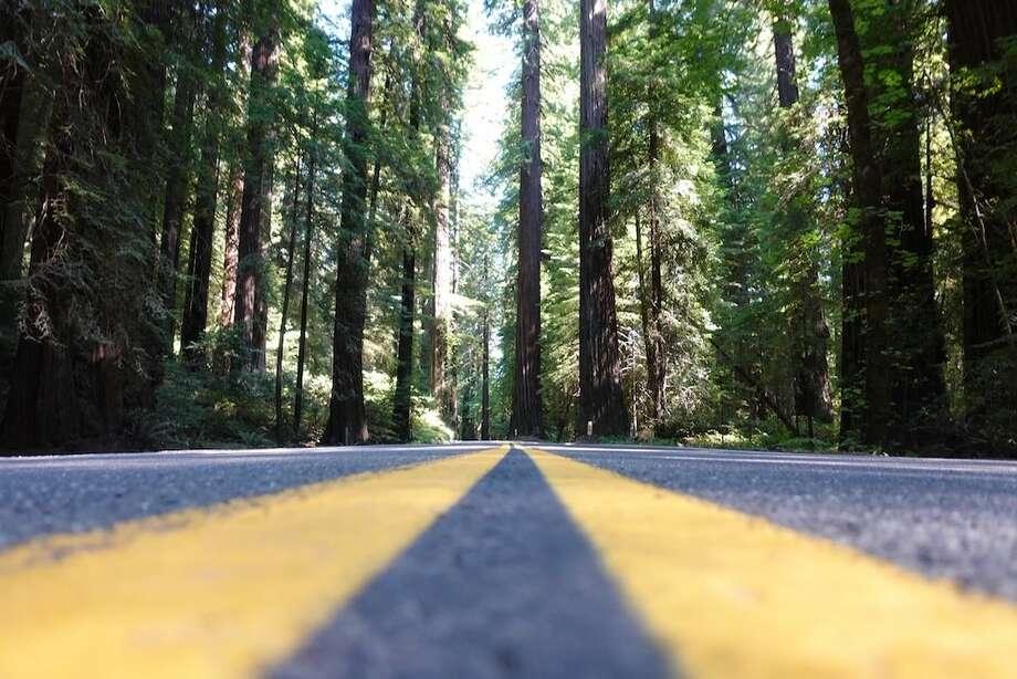 Open road. Photo: Brandon Harper