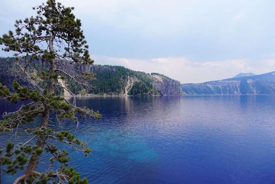 Crater Lake. Photo: Brandon Harper