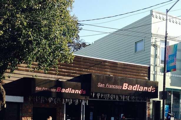 Castro gay bar Badlands, June, 2015.