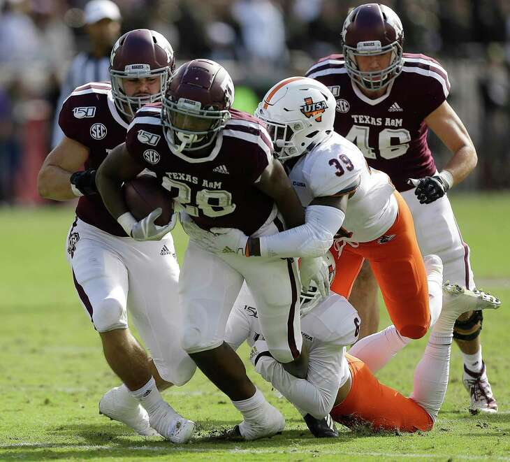 Texas A&M will play a 10-game season featuring conference foes only starting in late September.