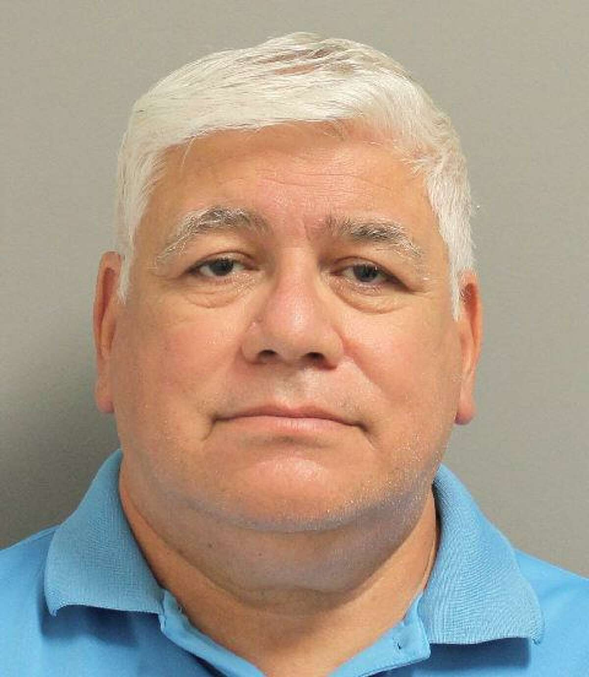 Robert Gonzales, one of four additional former Houston Police narcotics officers Kim Ogg charged with crimes stemming from an investigation into the deadly 2019 drug raid at 7815 Harding street that killed two homeowners.