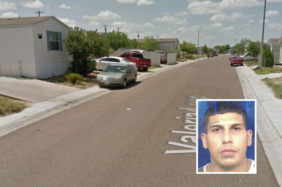 A man landed behind bars for slapping and punching his wife, according to Laredo police. Photo: Google Maps/Street View