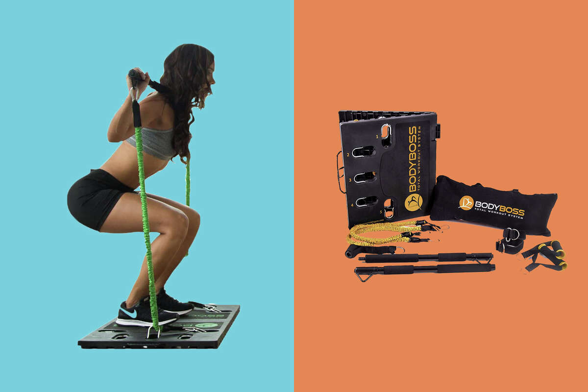 The BodyBoss 2.0 home gym is marked down to $129.99 on Amazon right now.