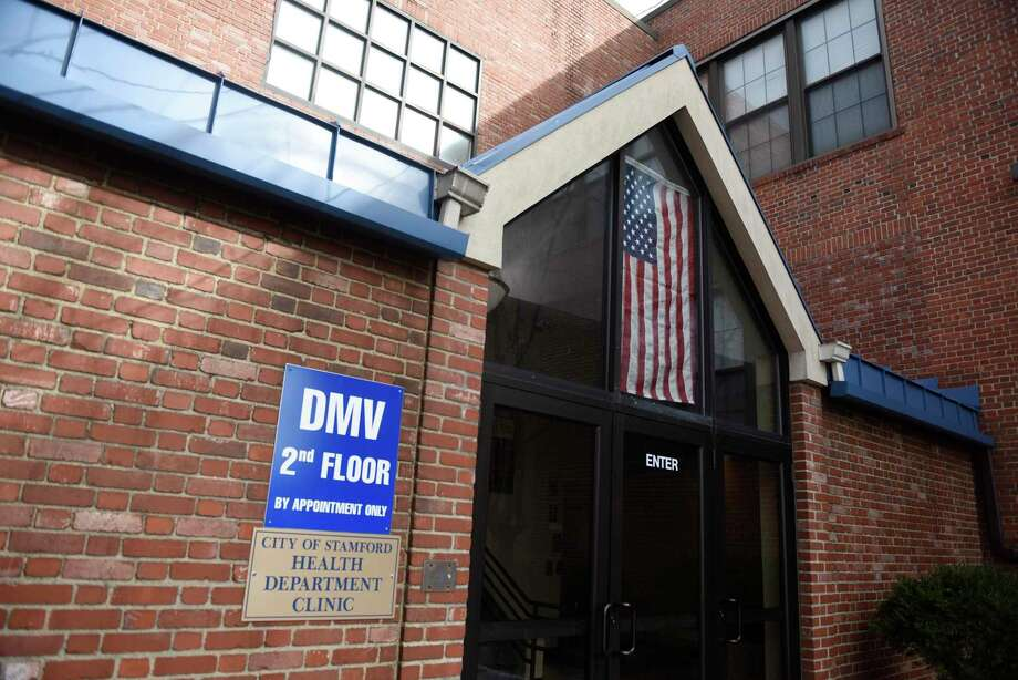 The new DMV Express office in Stamford. Photo: Hearst Connecticut Media File Photo / Greenwich Time