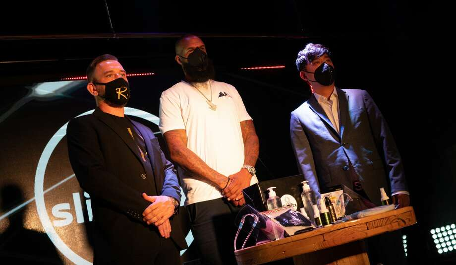 Houston rapper Slim Thug has launched a line of personal protective equipment. Photo: Rubix