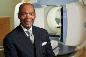 Dr. Keith Churchwell has been named the first Black president of Yale New Haven Hospital.