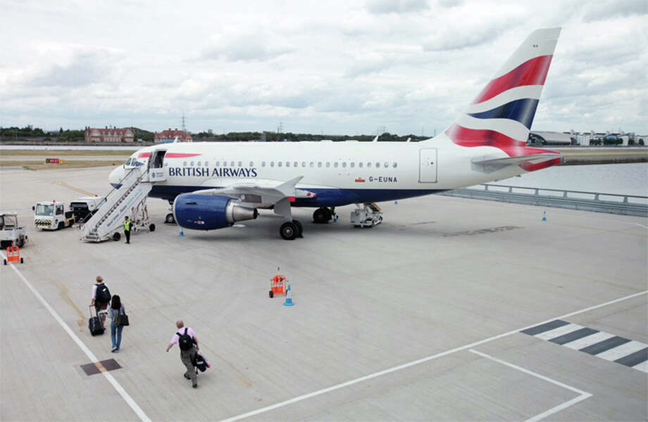 British Airways is ending its all-business-class A318 service from JFK to London City Airport. Photo: British Airways