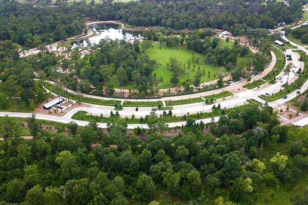 The 100-acre Clay Family Eastern Glades, the first significant project of the Memorial Park 10-year master plan is now completed and open to the public
