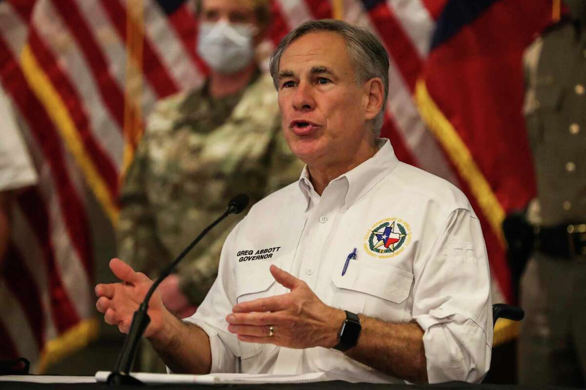 Gov. Greg Abbott weighs in on the opening of schools on Friday.