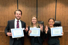 South Texas Law holds 133 national advocacy championships, more than twice as many as any U.S. law school.