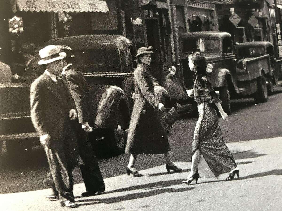 Grant Avenue Chinatown San Francisco