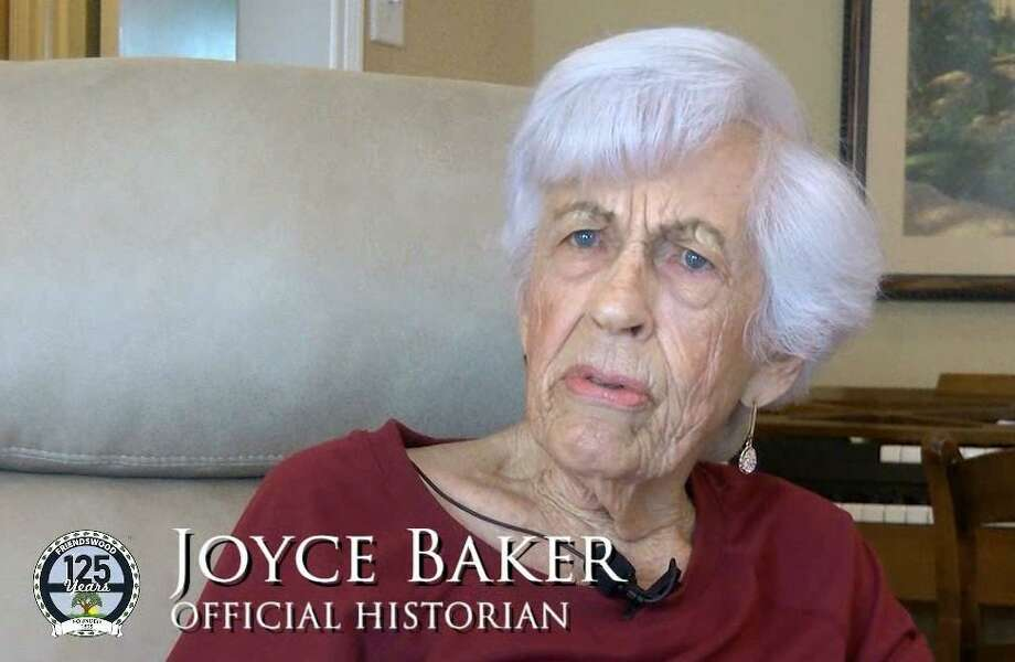 A video series, hosted by Friendswood historian Joycina Baker, will highlight aspects of her city's 125-year history. Photo: Courtesy Photo