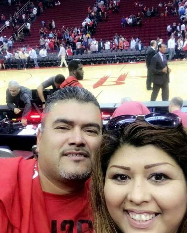 When Arturo Aleman was admitted to the hospital for COVID-19, he never expected to be struck by another crushing blow to his system. His wife, Sandra, was hospitalized only two days after he was rushed to Memorial City's Memorial Hermann. Photo: Arturo Aleman