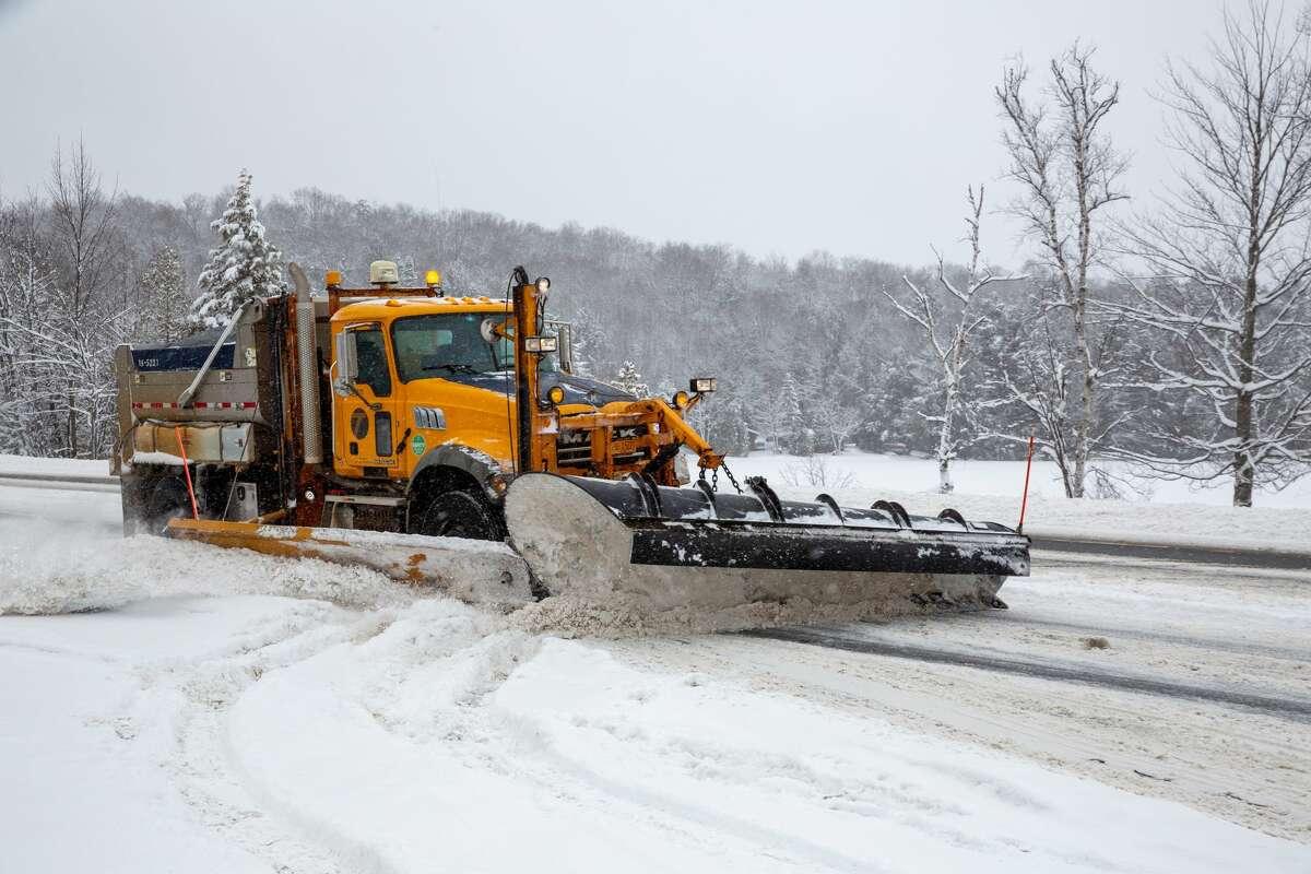 Road salt is a concern in the Adirondacks.