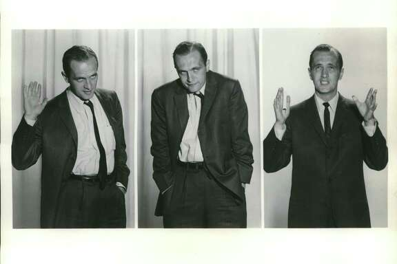 Bob Newhart's performance in Houston paved the way for a new style of stand-up.
