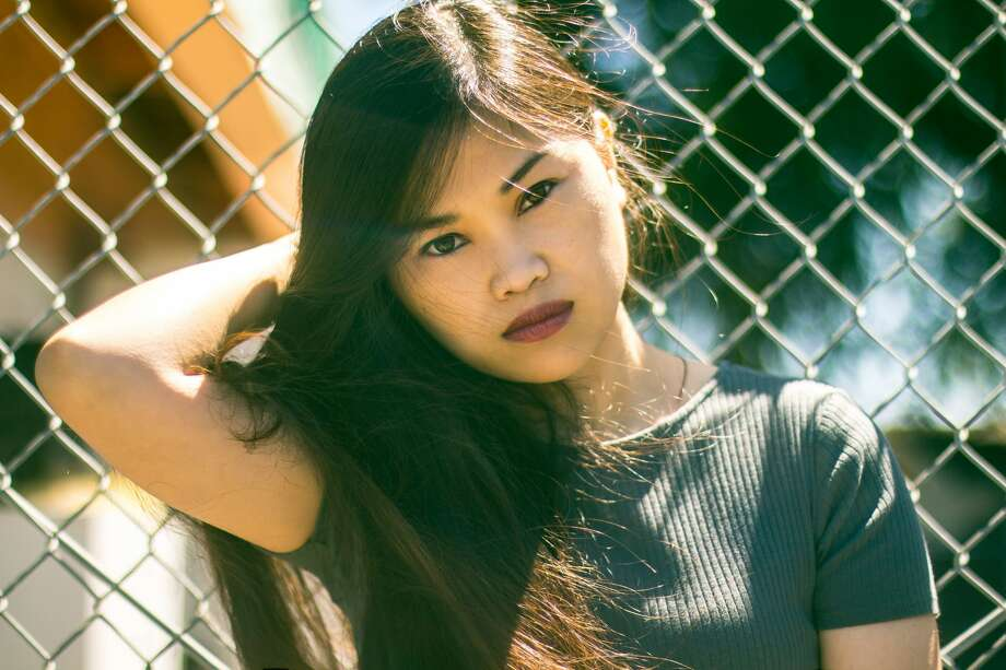 Ruby Ibarra, a rapper and spoken word artist from San Lorenzo, is also a scientist working on a COVID-19 vaccine by day. Photo: Donna Ibarra